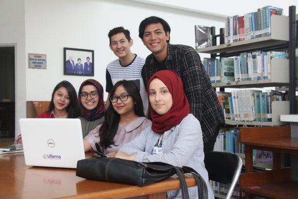 Perpustakaan Bahasa Inggris