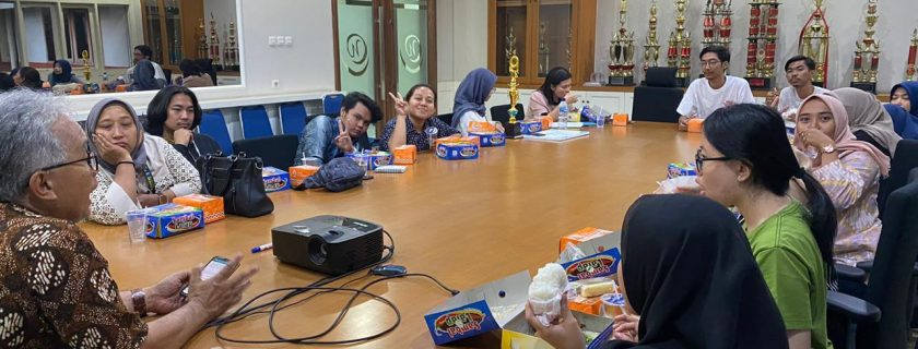 Evaluasi Kegiatan Widyatama International Academic Competition 2019