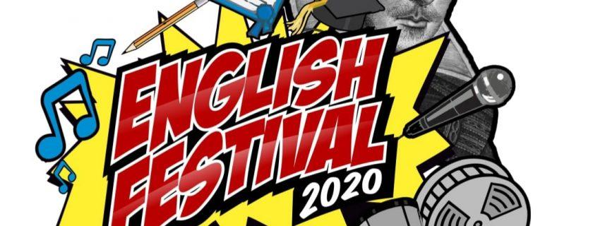 English Festival 2020: CHARITY (Challenge Your Creativity)