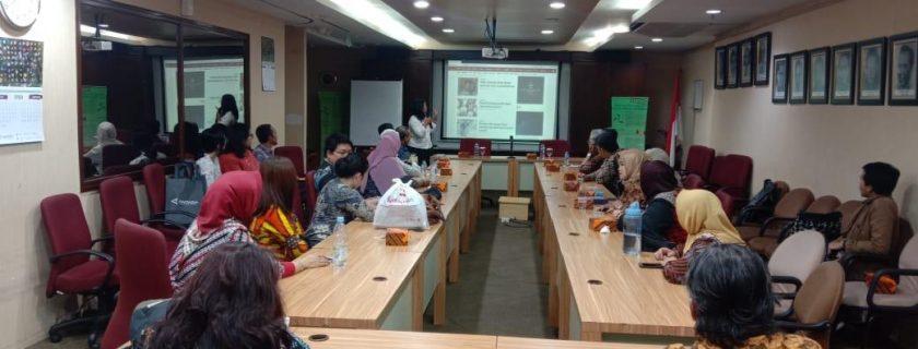 Kunjungan Industri Fakultas Bahasa Universitas Widyatama Ke LKBN Antara Jakarta